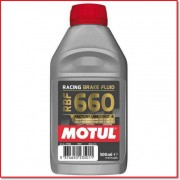 ΥΓΡΟ ΦΡΕΝΩΝ BRAKE FLUID RBF 660 DOT4 FACTORY LINE 500ml (MOTUL)