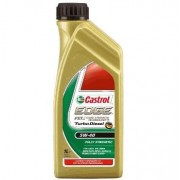 5W-40 EDGE TURBO DIESEL FST Συσκ.:1-Lt (CASTROL)