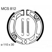 ΣΙΑΓΩΝΕΣ ΦΡΕΝΩΝ ΣΕΤ BRAKE SHOES HONDA XL250 [ MCS812 ] (LUCAS)