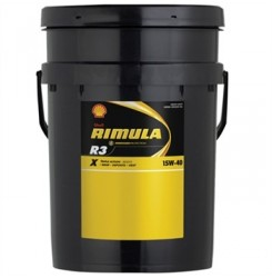 SHELL rimula R3 20w50 20L
