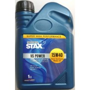 15W-40 VS POWER SEMI SYNTHETIC 1 Lt STAX OIL