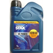 10W-40 VS POWER SEMI SYNTHETIC 1 LT STAX OIL