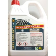 ΑΝΤΙΨΥΚΤΙΚΟ COOLANT G12 ANTIFREEZE 4 LT STAX OIL
