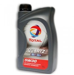5W-30 QUARTZ INEO 1LT TOTAL