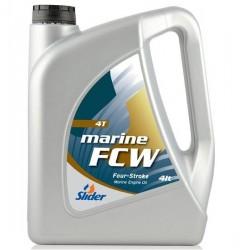 SLIDER marine fcw 4t 10w40 4L