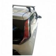 Kit Μπάρες Αλουμινίου - Πόδια για Toyota Aygo 2014+ ΜΠ.TAYG.03 NORDRIVE