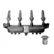 ΠΟΛΛΑΠΛΑΣΙΑΣΤΗΣ IGNITION COIL CITROEN-PEUGEOT ZK15106 BBT