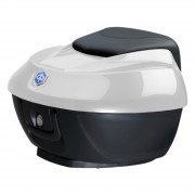 ΒΑΛΙΤΣΑΚΙ ΛΕΥΚΟ 595 ΚΟΜΠΛΕ MP3 SPORT TOP BOX KIT 36LT 673836S0BU PIAGGIO GENUINE
