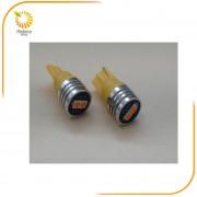 ΣΕΤ ΛΑΜΠΕΣ LED 12V 5W BAU15s 2x SMD3030 (HELECO)