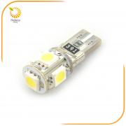 ΛΑΜΠΑ LED 12V 5W T10 (HELECO)