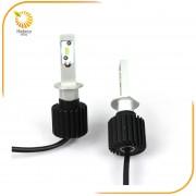 Κίτ ΛΑΜΠΕΣ LED H1 44W 12-24Vdc 6500K/R 2x T10 (HELECO)