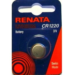 RENATA ΜΠΑΤΑΡΙΑ ΛΙΘΙΟΥ CR1220