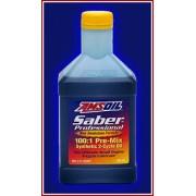 2T ΛΑΔΙ ΜΙΞΗΣ [ATPQT] Συσκ.:946-ml Saber Professional (AMSOIL)