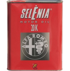 10W-40 SELENIA ALFA ROMEO 20K 2 LT OLIO FIAT