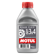 ΥΓΡΟ ΦΡΕΝΩΝ BRAKE FLUID DOT 3 & 4 500ml MOTUL
