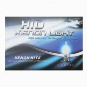 ΣΕΤ ΛΑΜΠΕΣ XENON H3 12V/6000K/35W HID