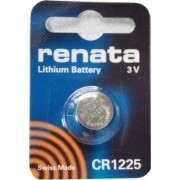 ΜΠΑΤΑΡΙΑ ΛΙΘΙΟΥ BUTTONCELL LITHIUM BATTERY 3V CR1225 RENATA