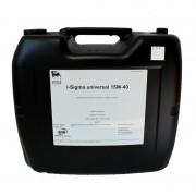 15W-40 I-SIGMA UNIVERSAL DL 20LT AGIP-ENI