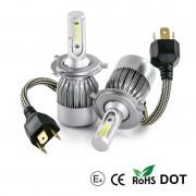 ΣΥΣΤΗΜΑ LED H4 C6 [ 14209 ] (AUTOLINE)