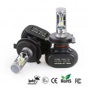 ΣΥΣΤΗΜΑ ΦΩΤΩΝ LED S1 H4 9-32V/50W/6500K 14309 AUTOLINE