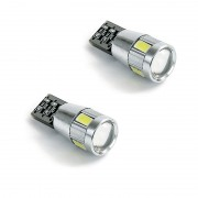 ΛΑΜΠΕΣ LED T10 WEDGE-CANBUS 5730SMD 24V 14247 AUTOLINE