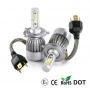 ΣΥΣΤΗΜΑ ΦΩΤΩΝ LED C6 H7 12-24V/60W/6500K 14210 AUTOLINE