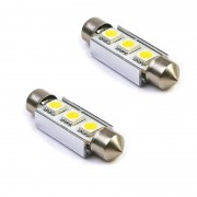 ΣΕΤ ΛΑΜΠΕΣ 3 LEDS FESTOON 12V CANBUS 39mm 14197 AUTOLINE