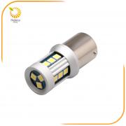 ΣΕΤ ΛΑΜΠΕΣ ΘΕΣΗΣ 2 ΤΕΜ DAYLIGHT LED CANBUS P21 BAY15D 12-24V/5W/6000K SMD3030 (10.11.01.00034) HELECO