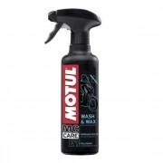 WASH & WAX Συσκ.400-ml (MOTUL)