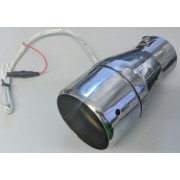 ΜΠΟΥΚΑ ΕΞΑΤΜΙΣΗΣ EXHAUST BLOW PIPE XYL-9006 AFTER MARKET