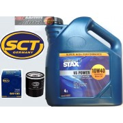 10W-40 VS POWER TECHNOSYNTHESE 4LT STAX OIL