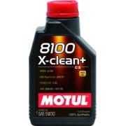 5W-30 8100 X-CLEAN+ 1LT MOTUL