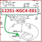 ΓΝΗΣΙΑ ΦΛΑΝΤΖΑ ΚΑΥΣΕΩΣ SPIKE 125R (12251-KGC4-E01) KYMCO