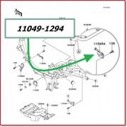 ΒΑΣΗ ΣΧΑΡΑΣ ΔΕΞΙΑ ΚΑZΕ-R (11049-1294) KAWASAKI moto GENUINE