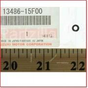 ΓΝΗΣΙΟ O-RING ΒΕΛΟΝΑΣ ΚΑΡΜΠΥΡΑΤΕΡ BURGMAN (13486-15F00) SUZUKI moto GENUINE