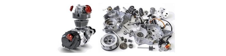 Κινητήρας-Μέρη κινητήρα
