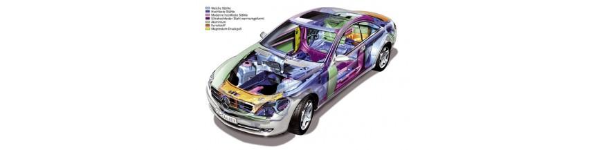 Πλαίσιο - Αμάξωμα - Είδη Φανοποιίας