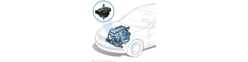 Βάσεις στήριξης κινητήρα