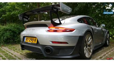 Porsche 911 GT2 RS - Επιτάχυνση και τελική ταχύτητα