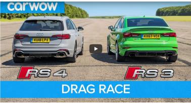 RS3 Vs RS4! Ποιο θα κερδίσει;