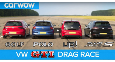 Η μάχη των VW! Ποιο θε κερδίσει;