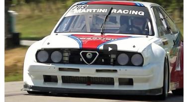 Ακούστε τον boxer κινητήρα της Alfa Romeo Sprint στις 9500 στροφές!