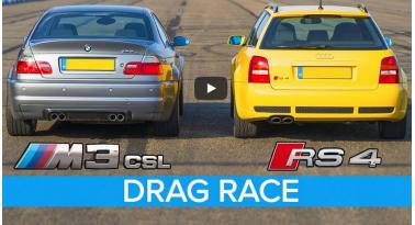 BMW M3 VS Audi RS4! Ποιο θα κερδίσει;